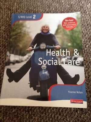 Health and Social Care: The Best Just Got Better!: Level 2 : NVQ/SVQ...