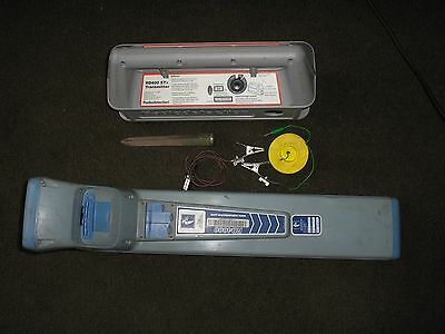Radiodetection Cat Rd4000 Cable Locator Avoidance Scanner Detector Stx Genny