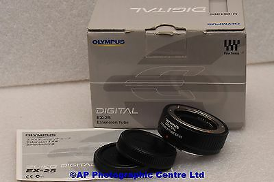 Olympus Zuiko Digital EX-25 Extension Tube Four Thirds  Nr. MINT CONDITION