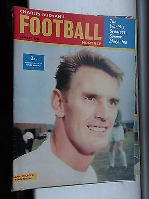 charles Buchan's Football monthly 1966 manchester city colour photo 173