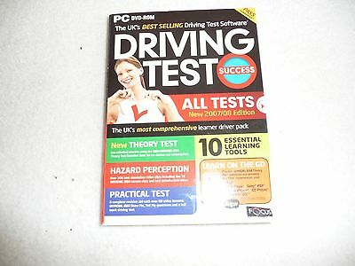 Driving Theory Test DVD 2007/2008