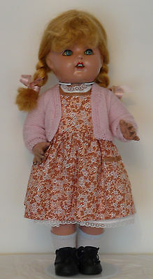 20-inch composition Pedigree doll