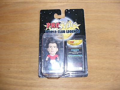 Corinthian Prostars World Club Legends Ray Wilkins Manchester United 2005