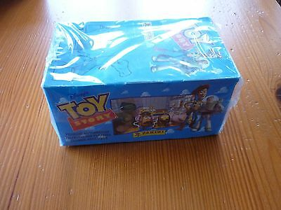 Box Of 100 Packs Toy Story 1995-Still Factory Sealed