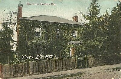 POTTERS BAR - The Firs 1906