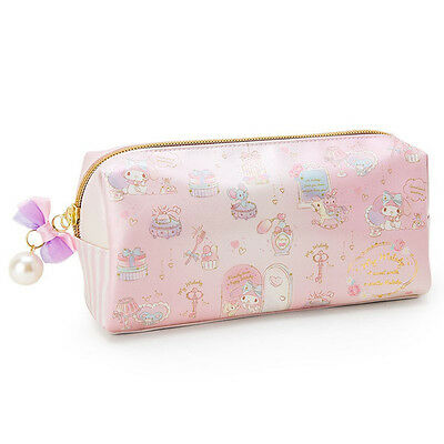 My Melody Pen Case Pencil Pouch Happiness Girl ❤ Sanrio Japan