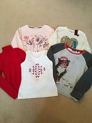 Bundle Of Girls Clothes, Inc Hugo Boss, Next, 10-11 Years! Excellent Condition!