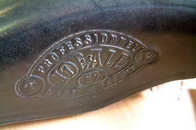 Ideale Tb52 Professionnel Signature Limited Edition Leather Saddle  1960's N