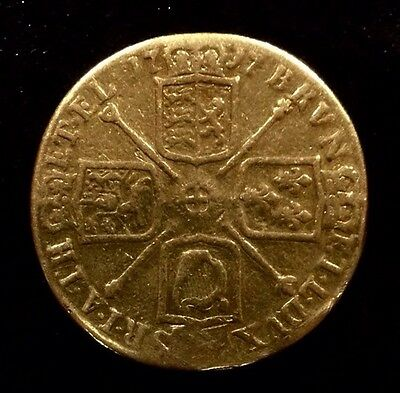 1717 George I Gold Two Guineas