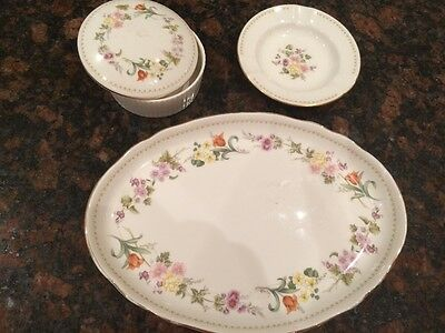 Wedgewood Mirabelle Bone China