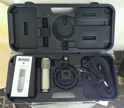 Rode K2 Condenser Cable Professional Microphone