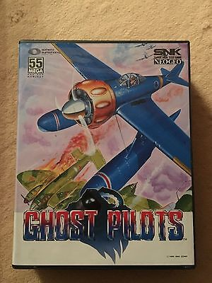 Ghost Pilots NEO GEO AES English Version