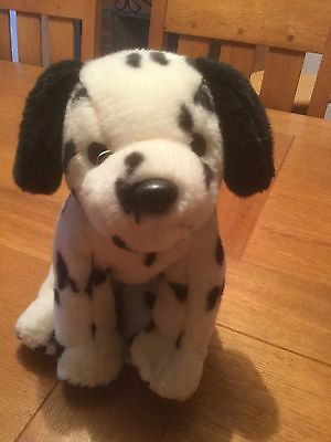 Ty Beanie Buddie 'Dotty' dalmation dog 1999 Large