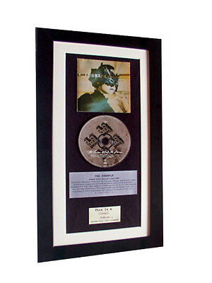 ENIGMA Screen Behind Mirror CLASSIC CD Album QUALITY FRAMED+EXPRESS GLOBAL SHIP