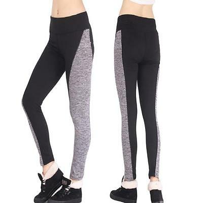 Women Ladies  Sports Trousers Athletic Gym Fitness Yoga Running Leggings Pants
