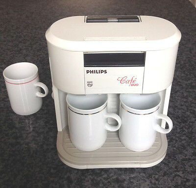 Philips Café Duo - compact filter coffee maker