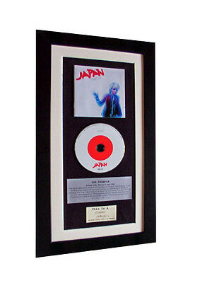 JAPAN Quiet Life CLASSIC CD Album GALLERY QUALITY FRAMED+EXPRESS GLOBAL SHIPPING