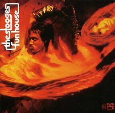 The Stooges - Fun House - New Orange/Black Vinyl LP