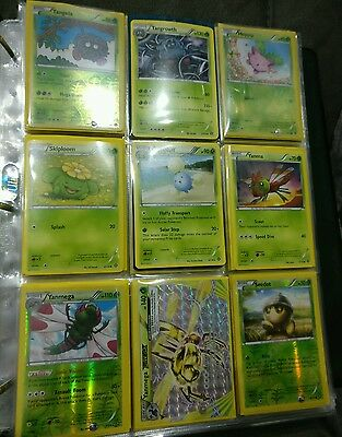 Pokemon complete XY Steam Siege set 116/114 holos ,full art FA , ex secret rare