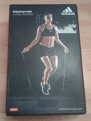 Adidas Speed Skipping Rope 300cm Brand New (A20)