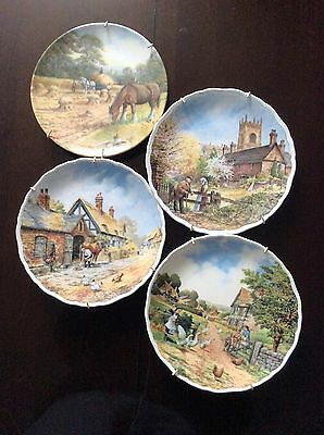 Royal Doulton Decorative Plates And Hangers
