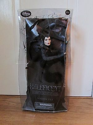 "Maleficent Disney Film Collection Doll ""brand New And Unused"""