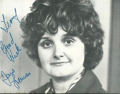 Jane Freeman (Last Of The Summer Wine). Genuine Hand Signed Photo.