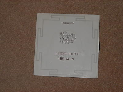 "7"" Vinyl Single - The Freeze (Reformation) by Spandau Ballet"
