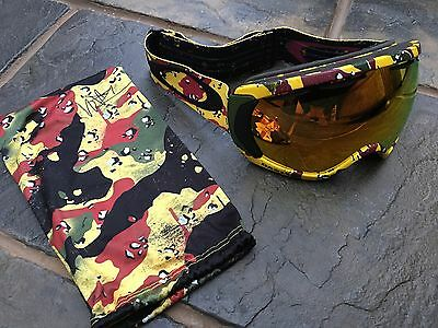 Oakley Canopy Ski/Snowboard Goggles. Limited Edition Tanner Hall