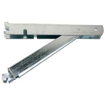 John Sterling Fast Mount 300-Pound Capacity 11-Inch Shelf Bracket #BK-0103-11