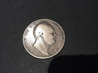 British William IV 1834 silver half crown 2/6 coin