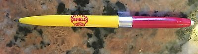 1950's Shell Gas Oil Ink Pen Tennessee