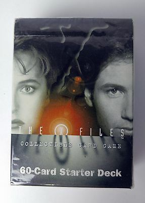 X-Files CCG 60-Card Starter Deck - Sealed