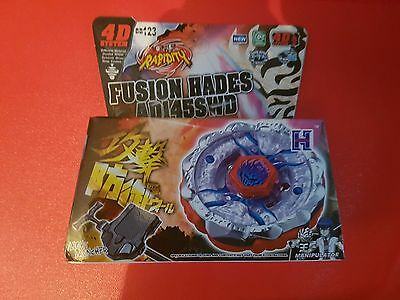 Beyblade Fusion Hades AD145SWD Rapidity UK Seller - 1ST CLASS DELIVERY!