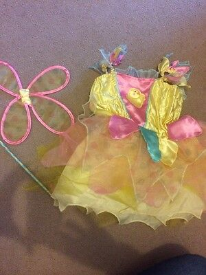 Age 2-3 Years Easter Fairy Dress Up Costume
