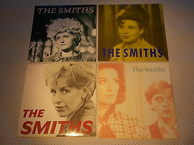 "The Smiths 4 x 7"" singles - Ask, I started someth..., How soon is..., Shakesp..."