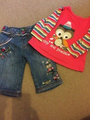 3-6 Months Baby Girls Outfit
