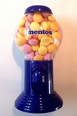 MENTOS 8 Inch Dispenser Giftbox. With 400G MENTOS CANDY INSIDE - NEW IN BOX