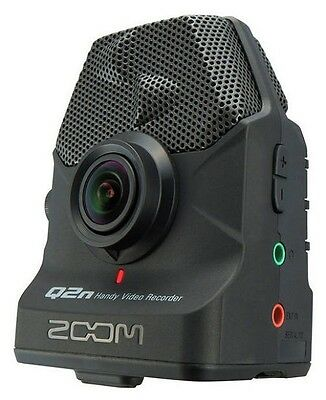 Zoom Q2n - registratore digitale audio e video NUOVO!!!!!!