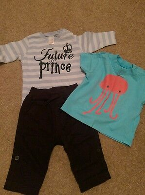 Next baby boys clothes 0-3 months