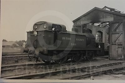 Canterbury & Whitstable Railway Loco 31069 Real Photo. Old Rare  - See Listing