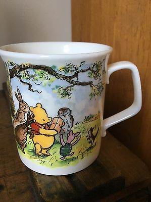 Royal Doulton Winnie The Pooh Mug Open It Pooh What Is It