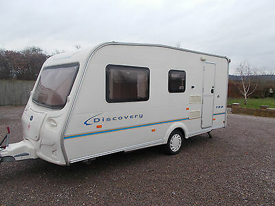 Bailey Discovery 100, 4 berth perfect starter van, comes with all you need to go