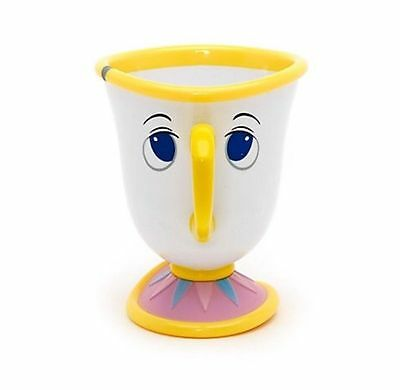 Disney Beauty And The Beast Chip Character Mug Cup Brand New ,,,....