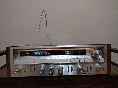 Vintage Pioneer SX-3600 AM/FM Stereo Receiver (SERVICED/READ AD!!)