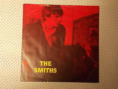 "The Smiths 7"" Stop me if you think... white vinyl, German rare"