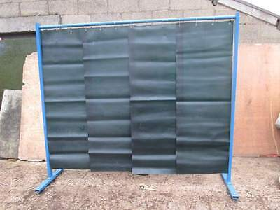 Kemper    - Welding Curtain  - Made In West Germany