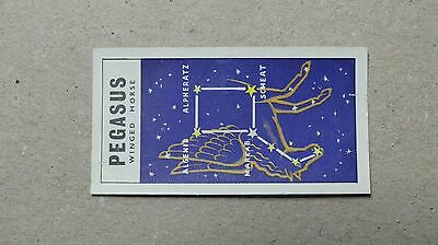 """Brooke Bond """"Out into Space"""" card no42 from 1956 set """"issued with"""""""