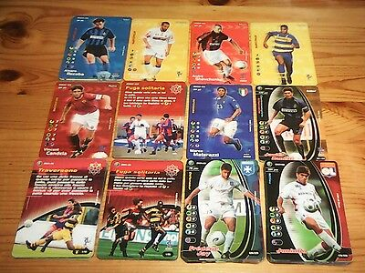 Lotto 150 Cards Football Champions 2001/02....2002/03....equipe De France