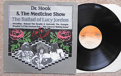 Dr Hook & The Medicine Show The Ballad Of Lucy Jordon  Rolling Stone Groupie Etc